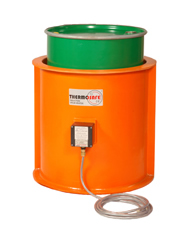 ATEX and IECEx certified Induction Drum Heater